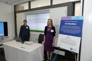Dr. Joanne Ho is pictured during CABHI's innovation showcase.