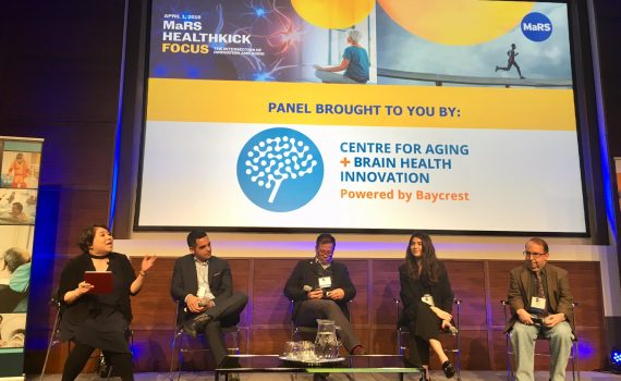 Eight Simple Rules for Dating My Health System Panel, 2019 MaRS Health Innovation Week