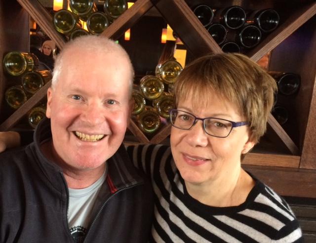 John and Cindy McCaffery