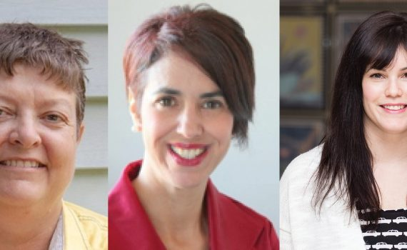 DAC Webinar Hosts: Mary Beth Wighton, Rosanne Burke and Stacey Guy