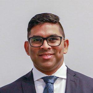Headshot of Coach: Duoaud Shah