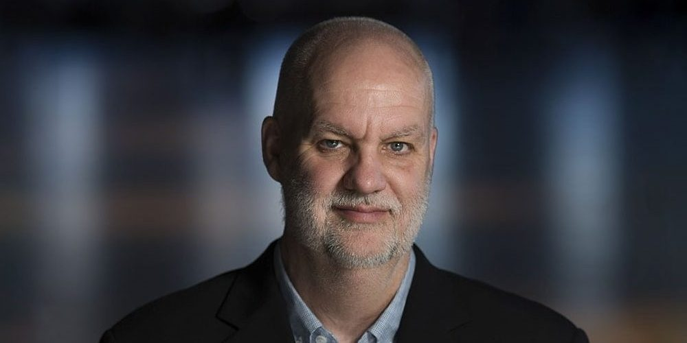 Photo of Author and Journalist Andre Picard