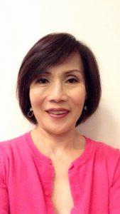 A headshot of caregiver Wendy Wu