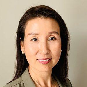 Headshot of Coach: Liru Wang
