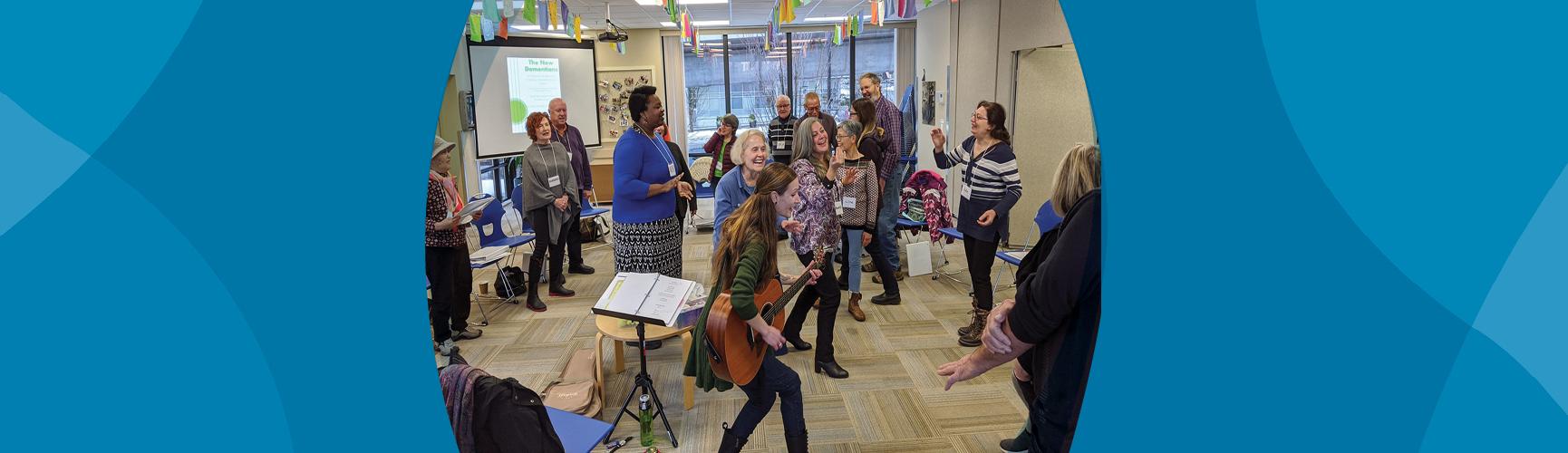 New Dementians Choir