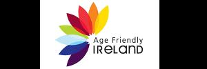 age-friendly-ireland logo, links to company page