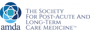 The Society for post acure and long derm care medicine logo