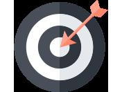 graphic: bullseye