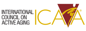 International council on active aging logo