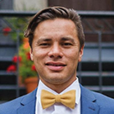 Headshot of Coach: shaun Gamboa
