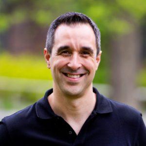 Headshot of Coach: steve irvine